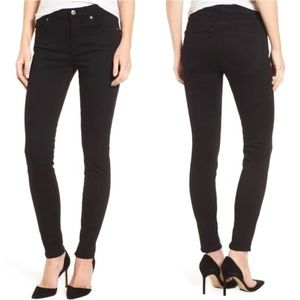 AGOLDE Sophie High-Waisted Skinny Ankle Jeans 29